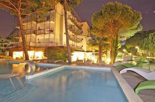 Italy, Northern Adriatic Riviera, Lignano Sabbiadoro, Hotel Martini