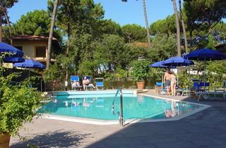 Italy, Tuscany, Pietrasanta, Hotel Venezia