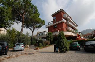 Italy, Tuscany, Montecatini Terme, Hotel Bertini