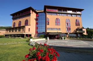 Italy, Tuscany, Chianciano Terme, Hotel Admiral Palace