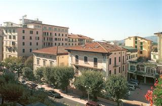 Italy, Tuscany, Montecatini Terme, Hotel Biondi