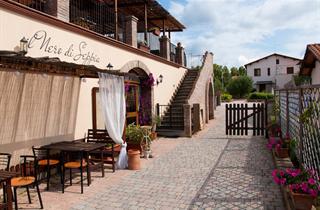 Italy, Tuscany, Follonica, Residence Borgo Valmarina