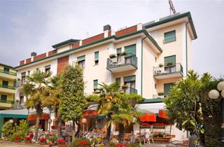Italy, Northern Adriatic Riviera, Caorle, Hotel Regina