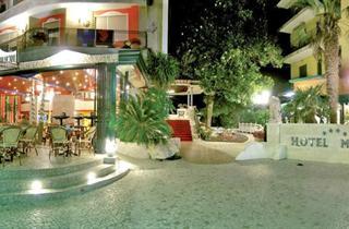Italy, Northern Adriatic Riviera, Jesolo, Hotel Milton Romantik