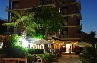 Italy, Central Adriatic Riviera, Ravenna, Hotel Kennedy