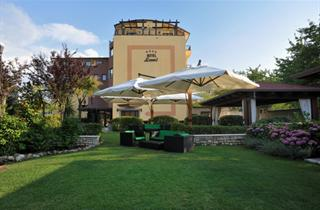 Italy, Northern Adriatic Riviera, Caorle, Hotel Ambassador
