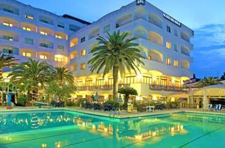 Italy, Central Adriatic Riviera, Giulianova, Hotel Don Juan
