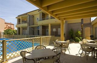 Italy, Central Adriatic Riviera, Numana, Apartment Residence Il Conero 2