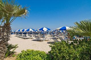 Italy, Central Adriatic Riviera, Cattolica, Hotel Jupiter