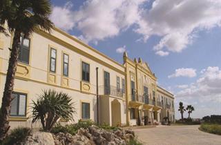 Italy, Sicily, Marsala, Hotel Delfino Beach