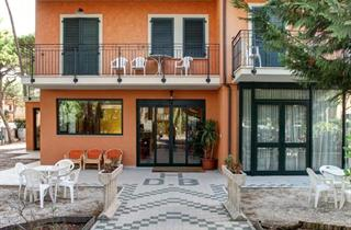 Italy, Central Adriatic Riviera, Cervia, Hotel Des Bains