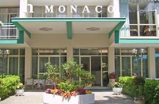 Italy, Central Adriatic Riviera, Cervia, Hotel Monaco
