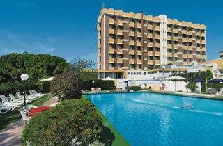 Italy, Central Adriatic Riviera, Rimini, Hotel Punta Nord