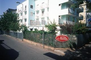 Italy, Central Adriatic Riviera, Riccione, Hotel Nizza