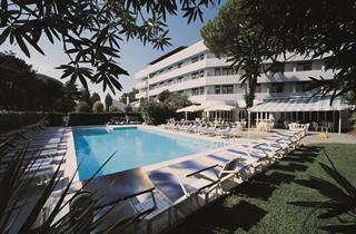 Italy, Northern Adriatic Riviera, Lignano Sabbiadoro, Hotel Smeraldo