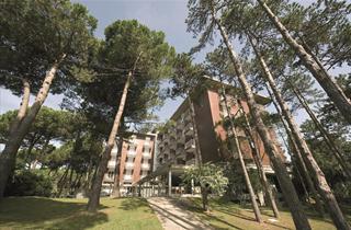 Italy, Northern Adriatic Riviera, Lignano Sabbiadoro, Hotel Meridianus