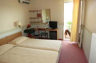 Italy, Northern Adriatic Riviera, Lignano Sabbiadoro, Hotel Al Cigno