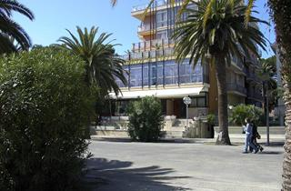 Italy, Central Adriatic Riviera, Giulianova, Hotel Garden