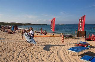 Italy, Sardinia, Arzachena, Sporting Hotel Tanca Manna