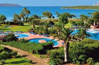 Italy, Sardinia, Alghero, Hotel Baia di Conte
