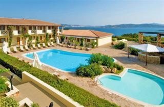 Italy, Sardinia, Palau, Hotel Palau