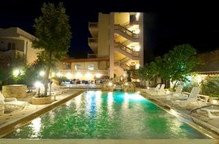 Italy, Sicily, Ali Terme, Hotel Terme Acqua Grazia