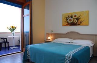 Italy, Sicily, Marchesana, Hotel Il Gabbiano Beach