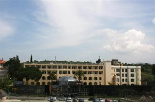 Italy, Sicily, Terme, Hotel Terme Parco Augusto