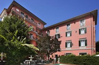 Italy, Tuscany, Montecatini Terme, Hotel Manzoni
