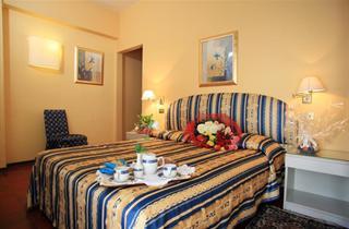 Italy, Tuscany, Montecatini Terme, Hotel Nuovo Savi