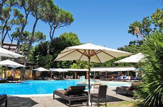 Italy, Tuscany, Forte dei Marmi, Hotel La Pace