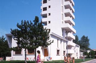 Italy, Northern Adriatic Riviera, Bibione, Apartment Residence Rialto