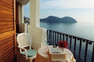 Italy, Sicily, Lipari, Hotel Carasco