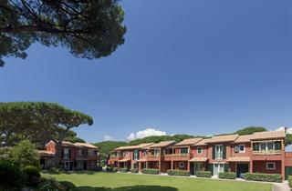 Italy, Tuscany, Orbetello, Apartment Residence Pineta