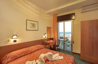 Italy, Central Adriatic Riviera, Ravenna, Hotel Rock