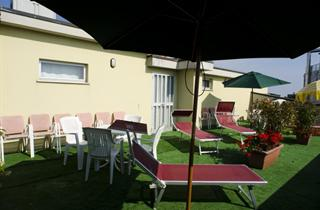 Italy, Central Adriatic Riviera, Cervia, Hotel Olympic