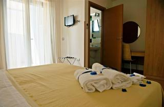 Italy, Central Adriatic Riviera, Martinsicuro, Hotel Leuco'