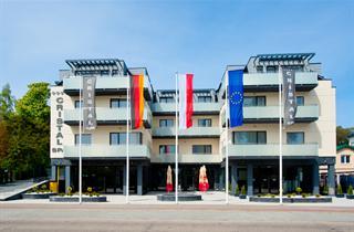 Poland, Baltic Sea Coast, Dzwirzyno, Hotel Cristal Spa