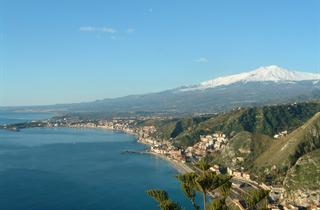 Italy, Sicily, Giardini-Naxos, Hotel Sporting Baia
