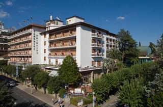Italy, Tuscany, Montecatini Terme, Grand Hotel Tamerici & Principe