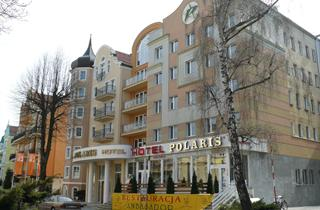 Poland, Baltic Sea Coast, Świnoujscie, Hotel Polaris