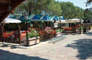 Italy, Northern Adriatic Riviera, Grado, Villaggio Residence Punta Spin