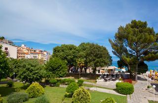 Croatia, Istria, Mošćenička Draga, Remisens Hotel Marina