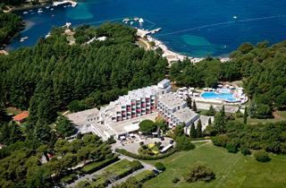 Croatia, Istria, Porec, Hotel Valamar Rubin