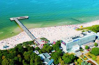 Poland, Baltic Sea Coast, Kolobrzeg, Hotel Arka Medical Spa