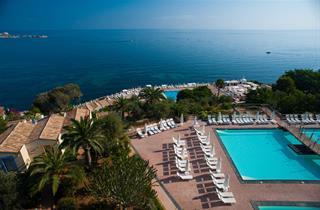 Italy, Sicily, Solanto, Domina Coral Bay Hotel & Resort