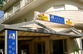 Italy, Northern Adriatic Riviera, Lignano Sabbiadoro, Hotel Aurora