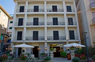 Italy, Tuscany, Chianciano Terme, Hotel Arno