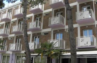 Italy, Central Adriatic Riviera, Cervia, Hotel Nevia