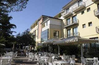 Italy, Central Adriatic Riviera, Cervia, Hotel Capriccio